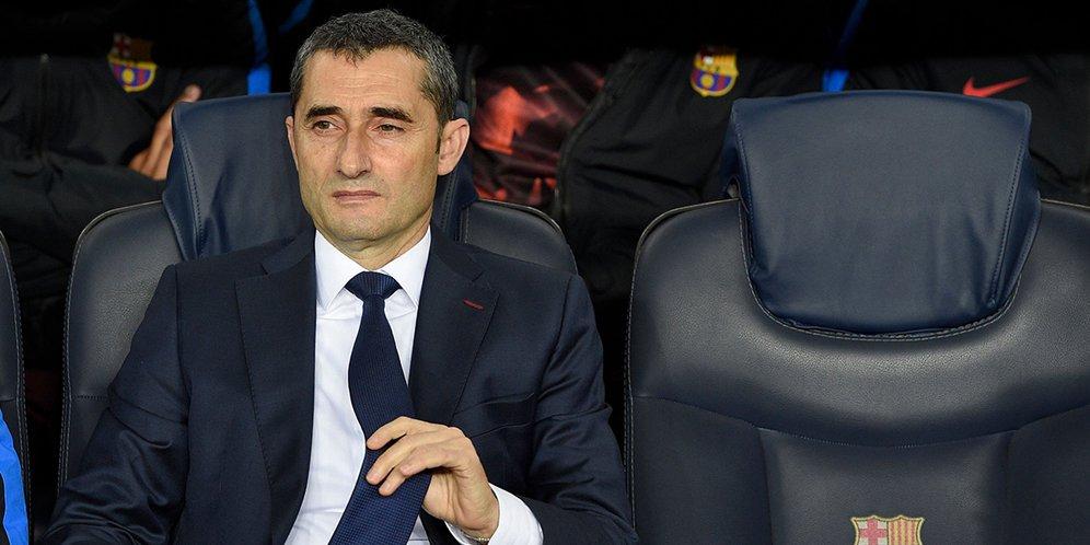 Perpanjangan Kontrak Ernesto Valverde Di Berikan Lebih Awal