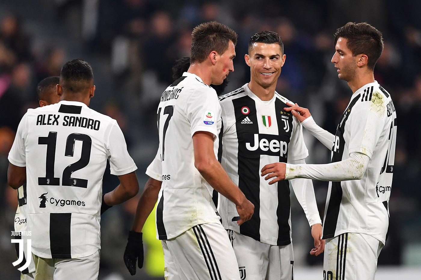 Juventus, Liga Champions