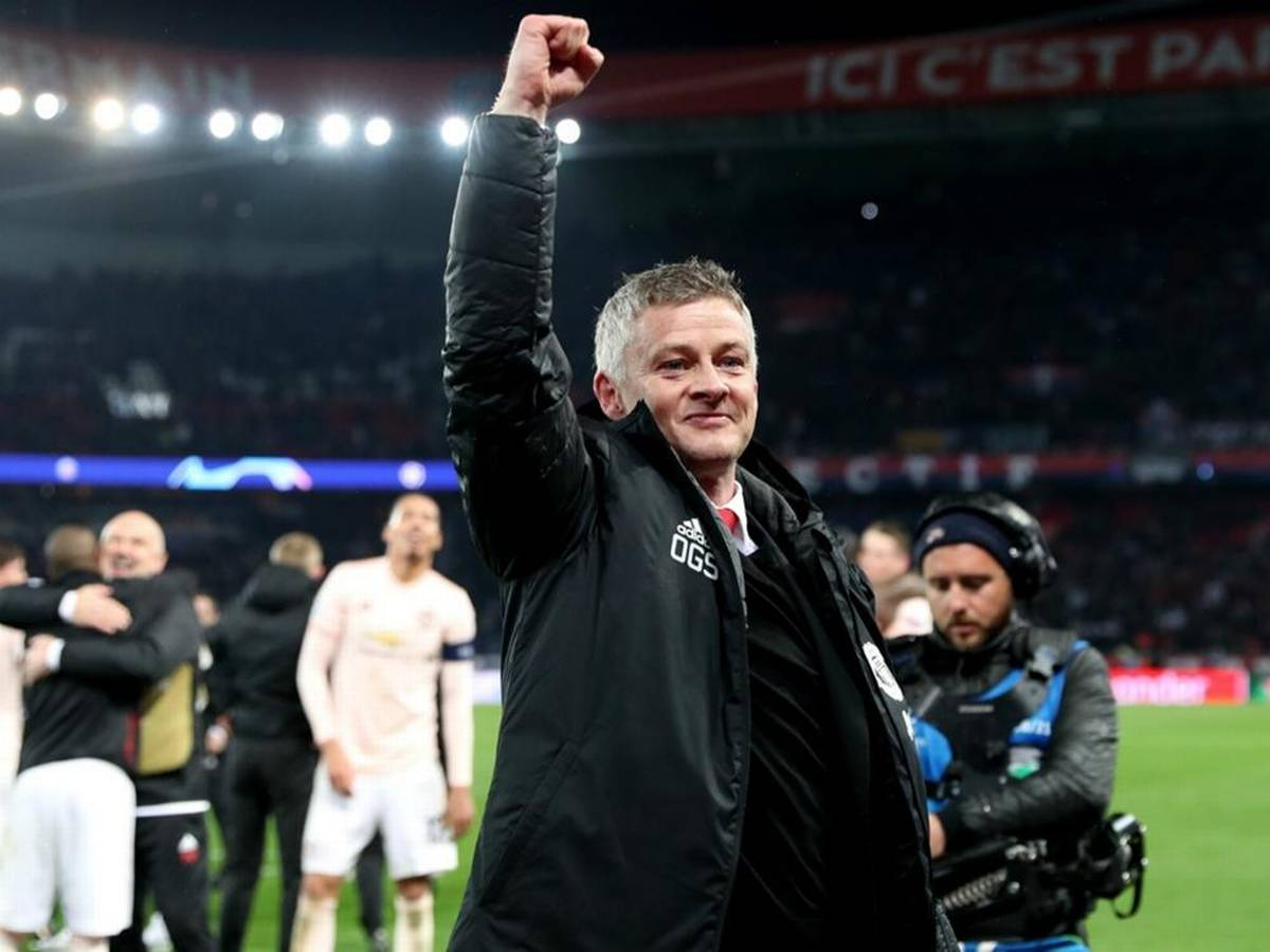 Sumingrahnya Solskjaer Melihat Man United Lolos Ke Perempat Final Liga Champions