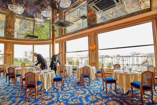 Rasakan Sensasi Makan di Restoran La Tour d'Argent Di Perancis