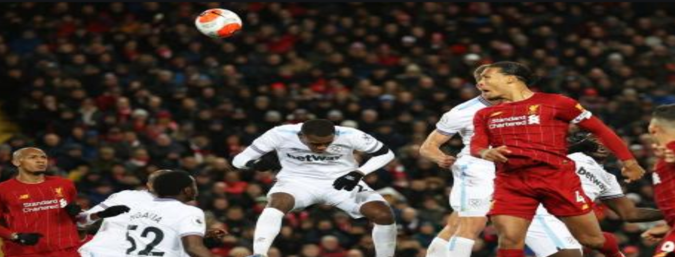 Liverpool Lawan West Ham, Drama Lima Gol Menjadi Kemenangan The Reds