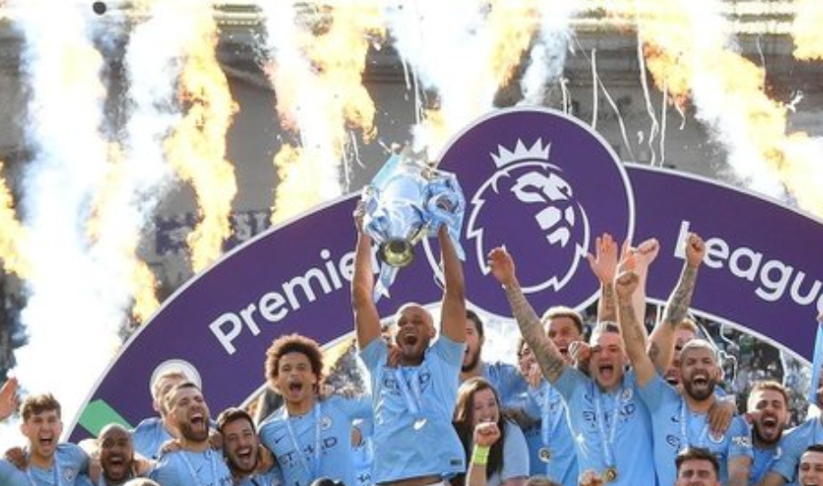 Manchester City Divonis Larangan Liga Champions