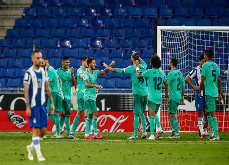 Espanyol vs Real Madrid, Casemiro Mengirim Real Unggul Dua Poin