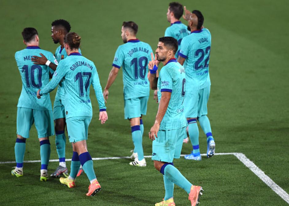 Villarreal 1-4 Barcelona, Lionel Messi Membawa Blaugranas Menang Besar